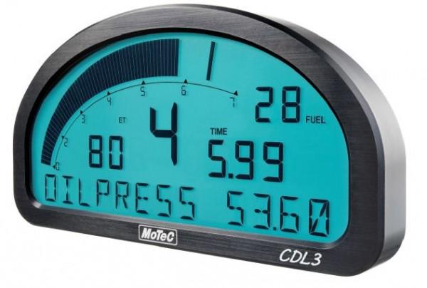Dashboard Motec CDL3