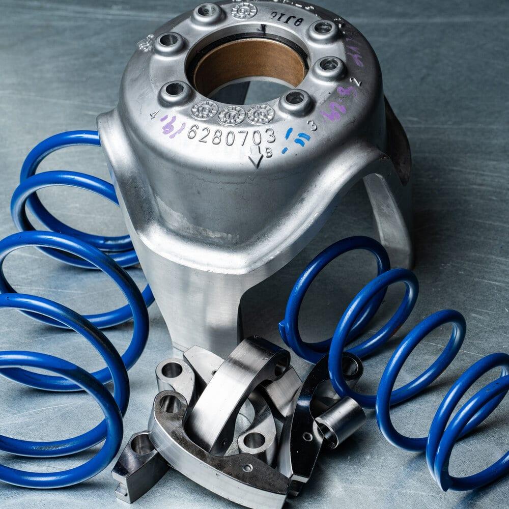 Kit EVO variateur KWI Clutching Can Am Maverick X3 Turbo