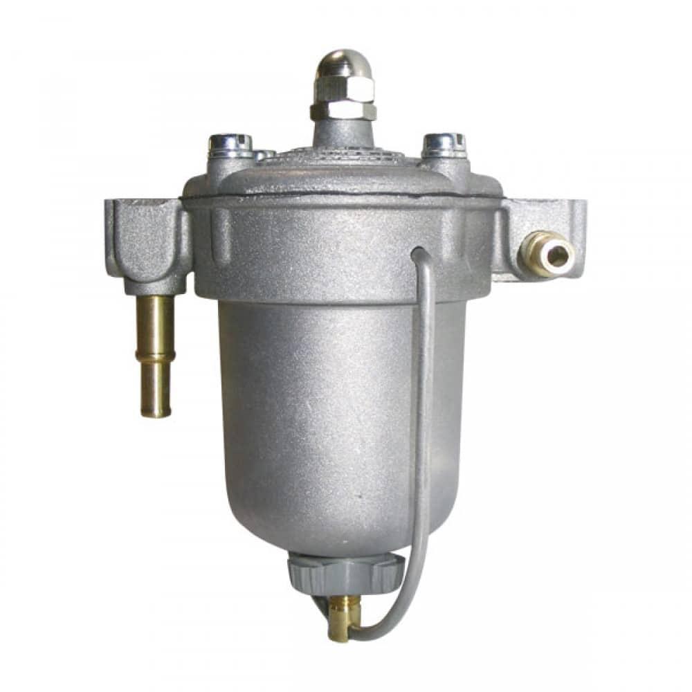 Filtre à essence aluminium – régulateur KING 67mm