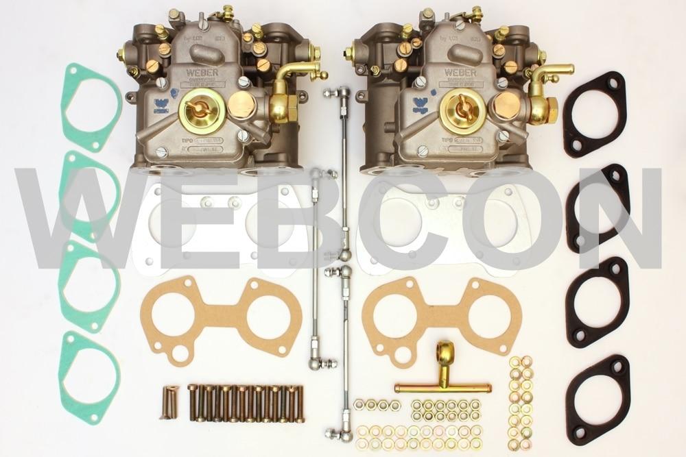 Kit carburateurs Weber  MERCEDES 190 SL