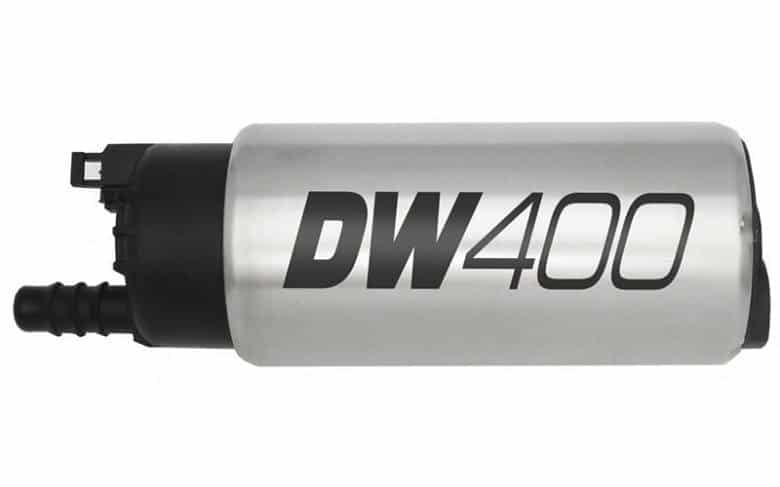 Pompe à essence immergée DeatschWerks DW400