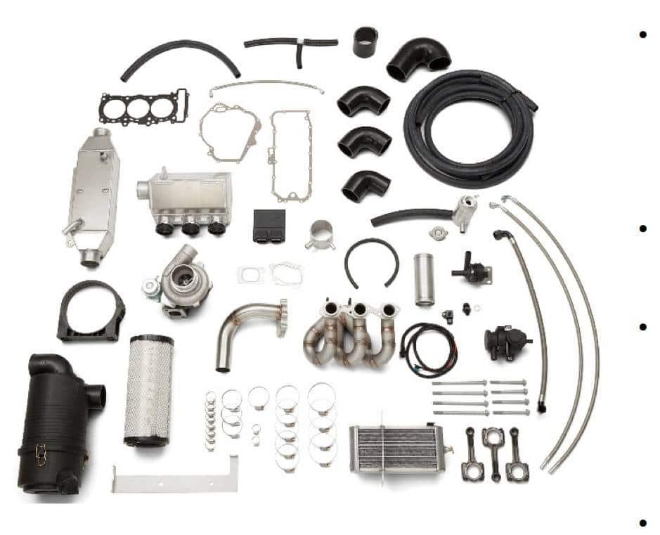 Kit turbo GYTR Yamaha YXZ 1000 R
