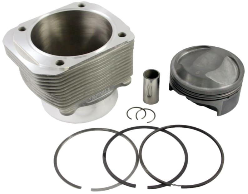 Kit cylindres pistons Mahle Motorsport Porsche 930 TURBO 3.0L/3.2L