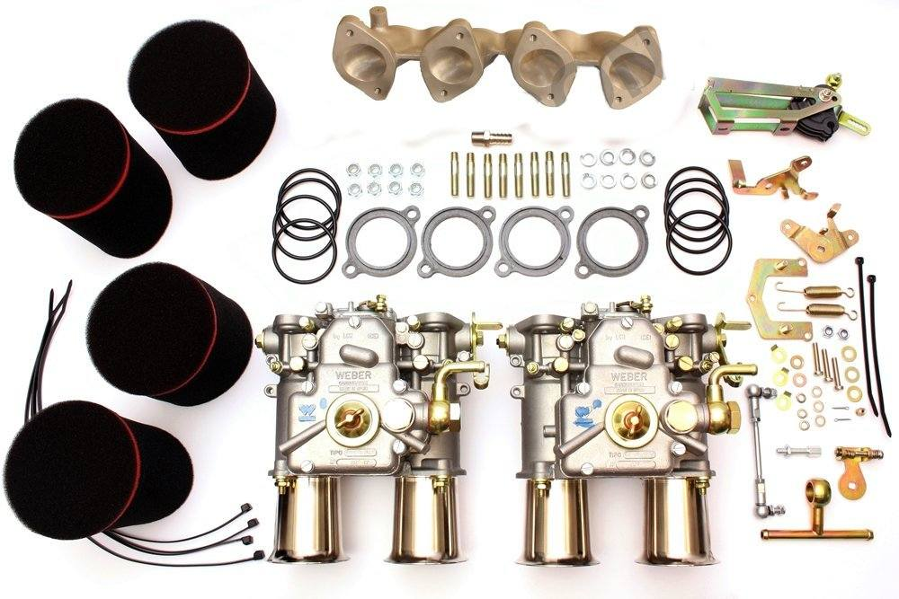 Kit carburateurs Peugeot 205 GTi 1,6l et 1,9l