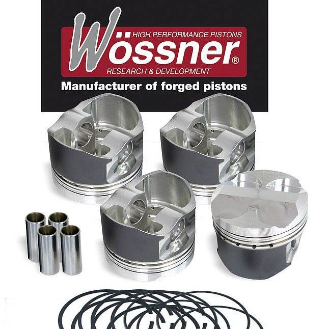 Kit pistons Wossner BMW 325I