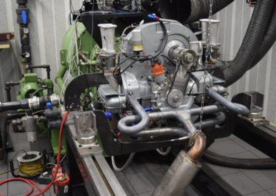 banc moteur porsche 356 4 cylindre a plat