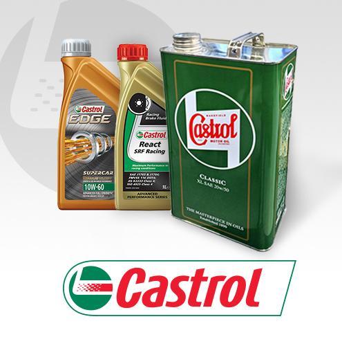 huile moteur Castrol