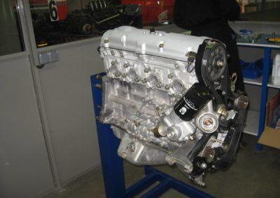moteur porsche 968