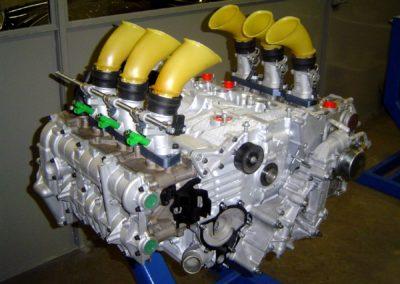 moteur porsche 996