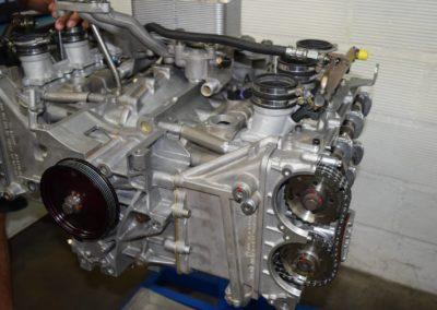 moteur porsche 997 GT3