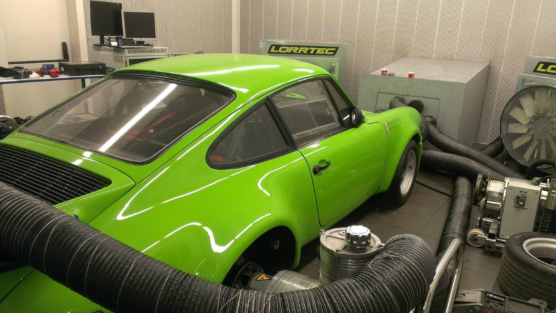 porsche 911 3L SC Gr4