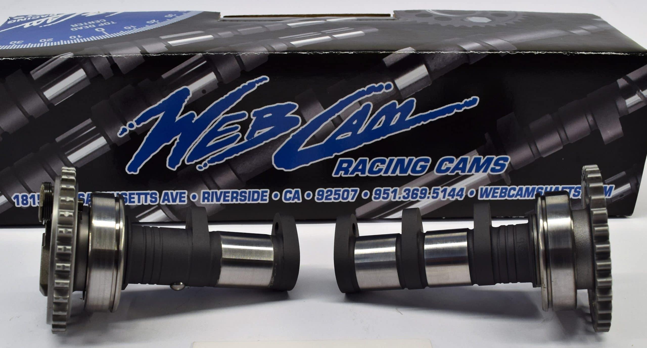 Arbres à cames WEBCAMSHAFT Yamaha 450 YFZR